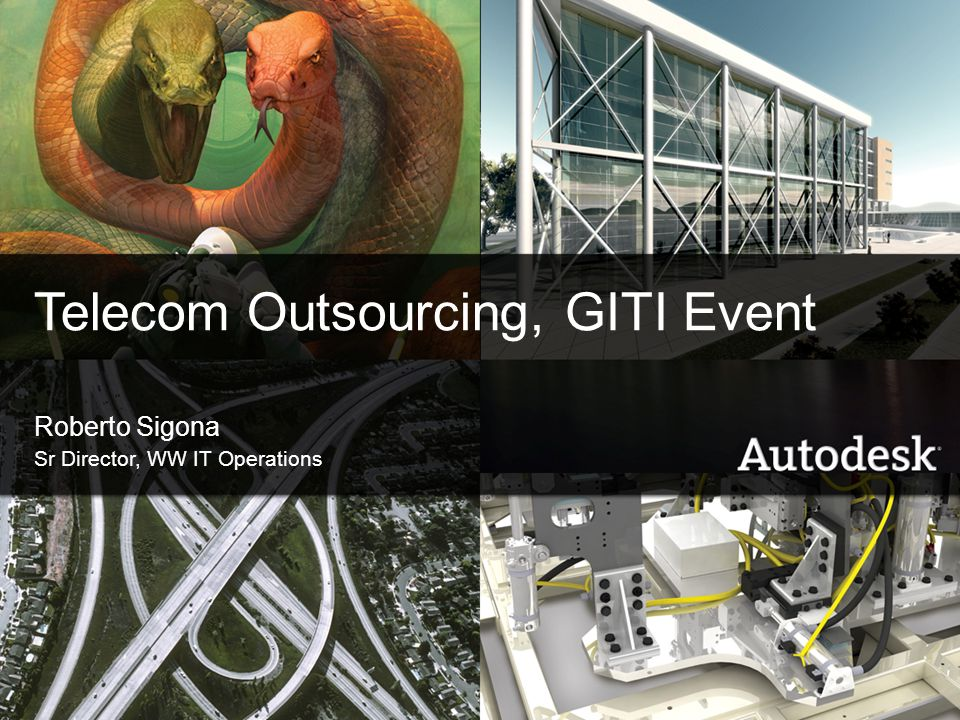 Telecom Outsourcing, GITI Event