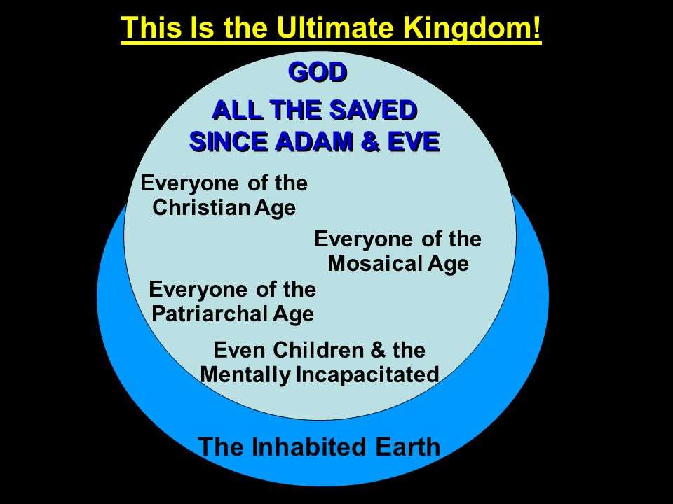 This Is the Ultimate Kingdom!