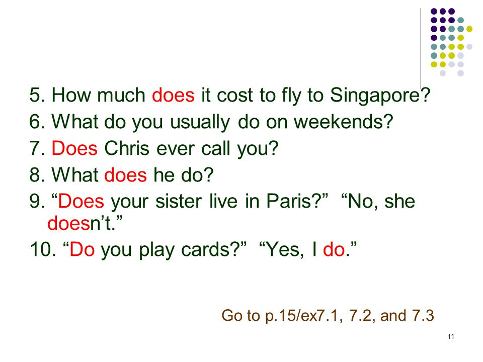 5. How much does it cost to fly to Singapore