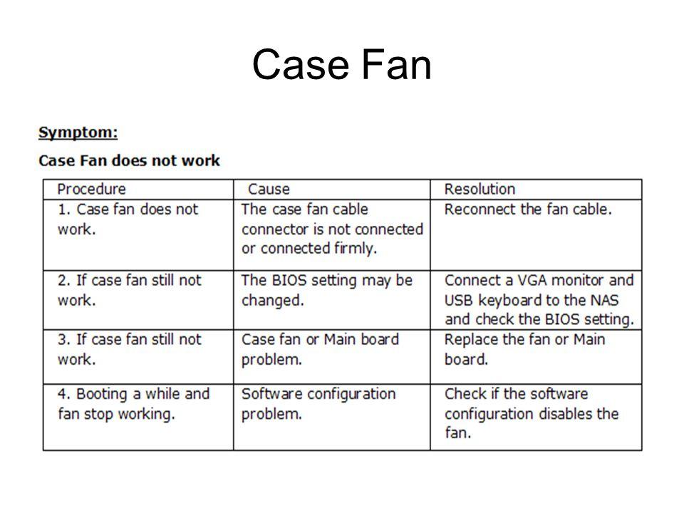 Case Fan