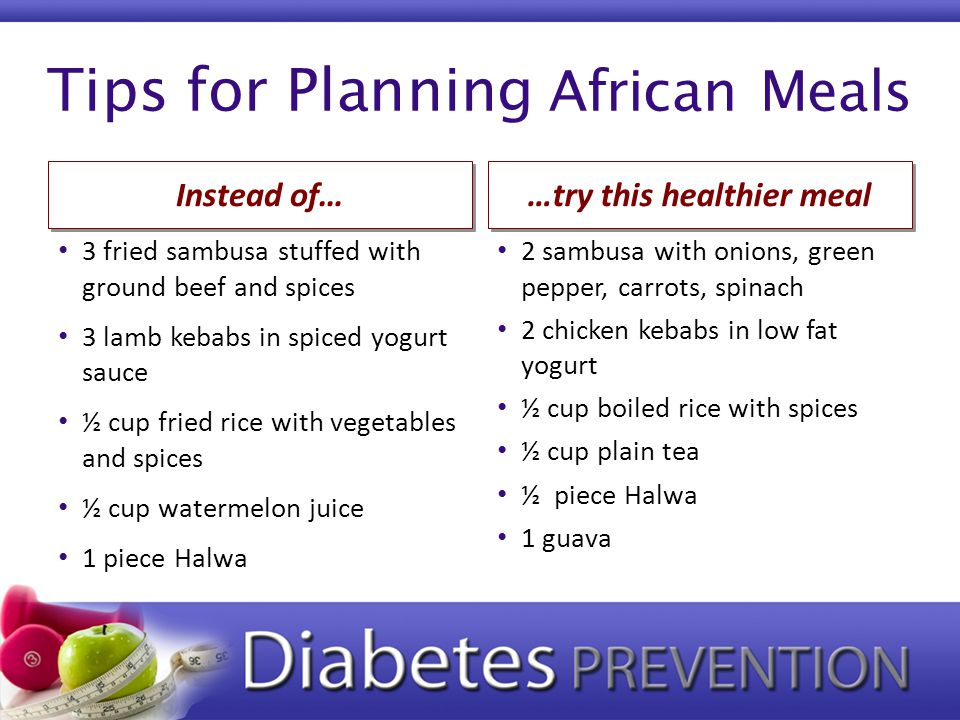 Tips for Planning African Meals