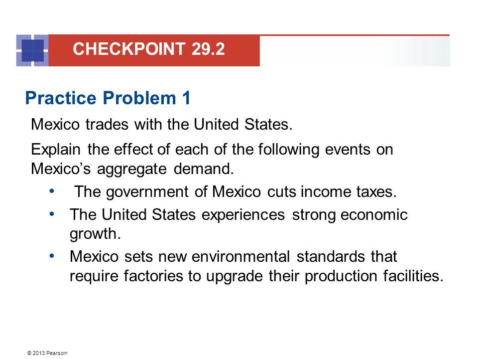 Practice Problem 1 CHECKPOINT 29.2