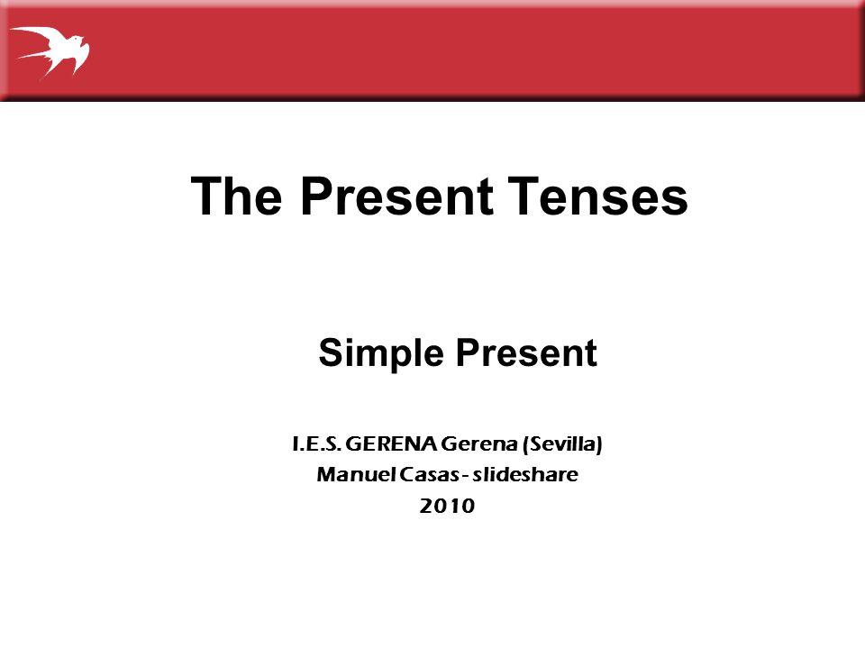 I.E.S. GERENA Gerena (Sevilla) Manuel Casas - slideshare