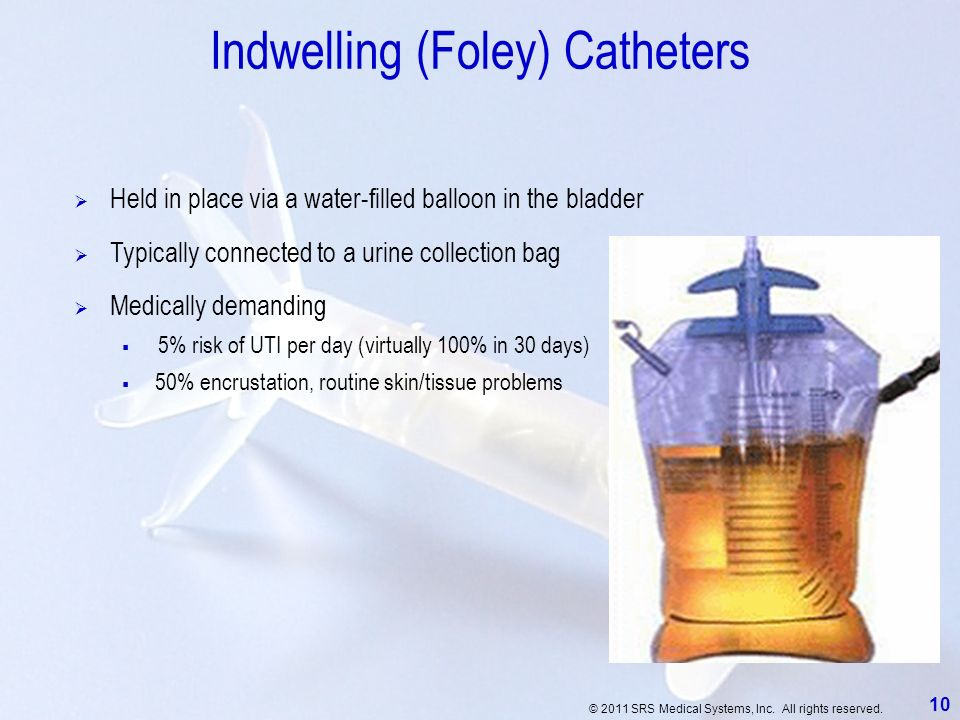 The In Flow Intraurethral Valve Pump Ppt Video Online
