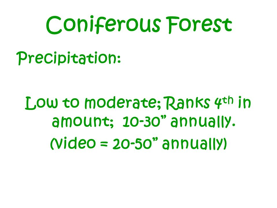 Low to moderate; Ranks 4th in amount; 10-30 annually.