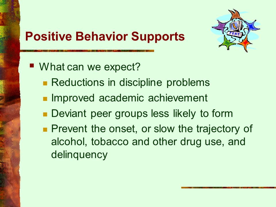 Positive Behavior Supports