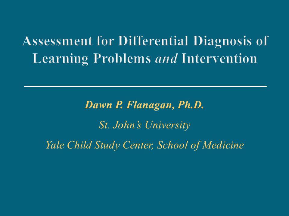 Yale Child Study Center, School of Medicine