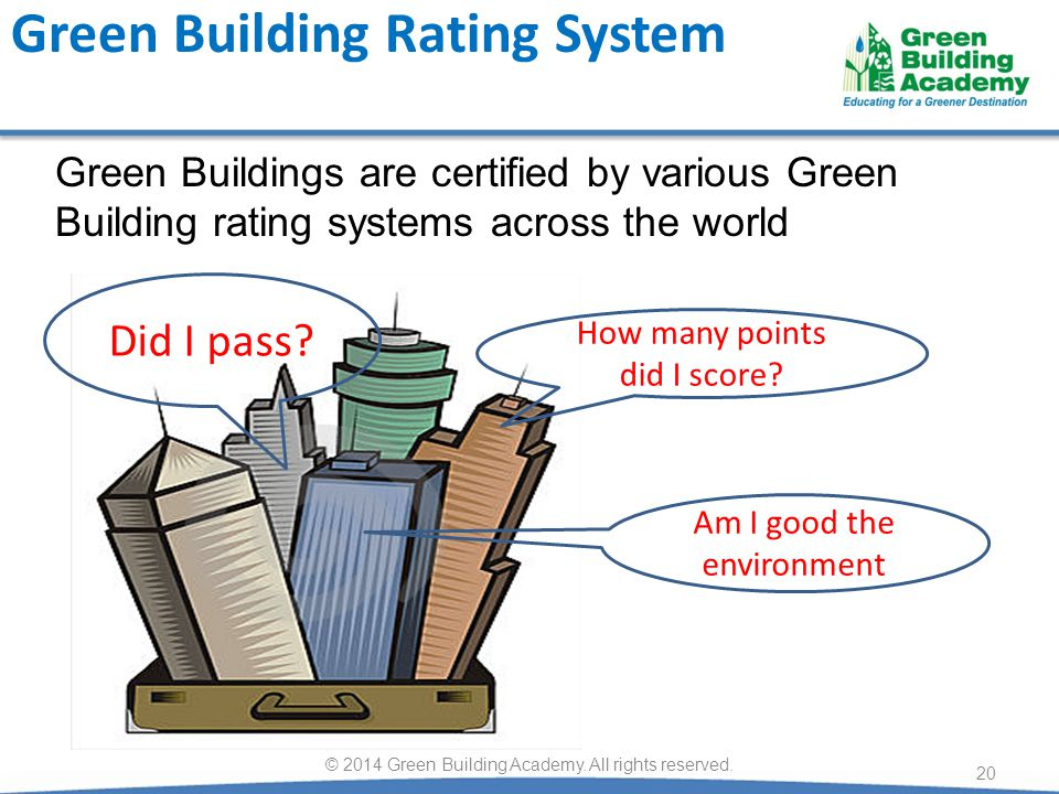 Green Building Rating System