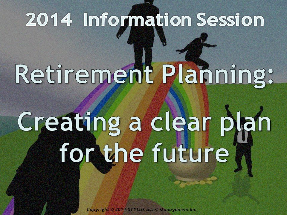 Retirement Planning: Creating a clear plan for the future