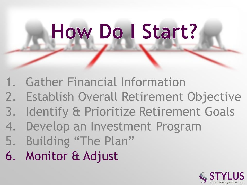 How Do I Start Gather Financial Information