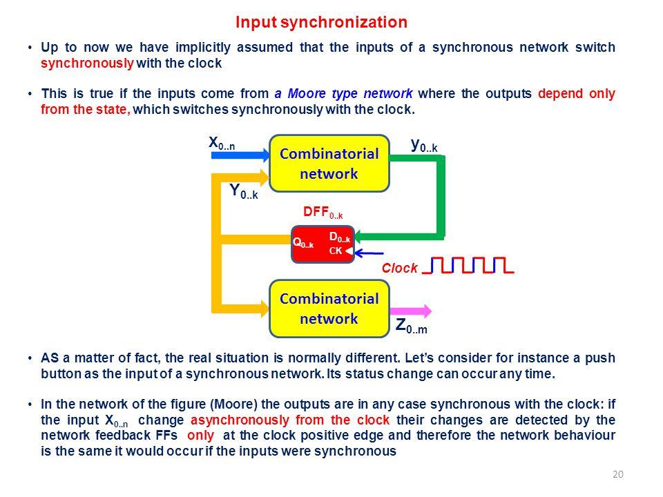 Combinatorial network Combinatorial network