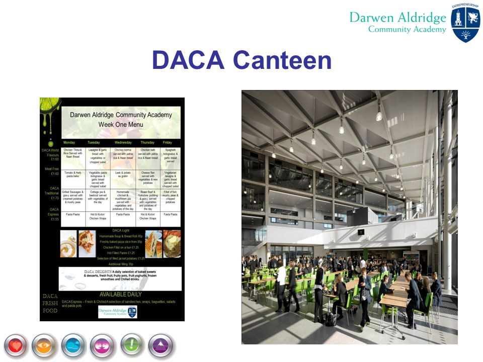 DACA Canteen