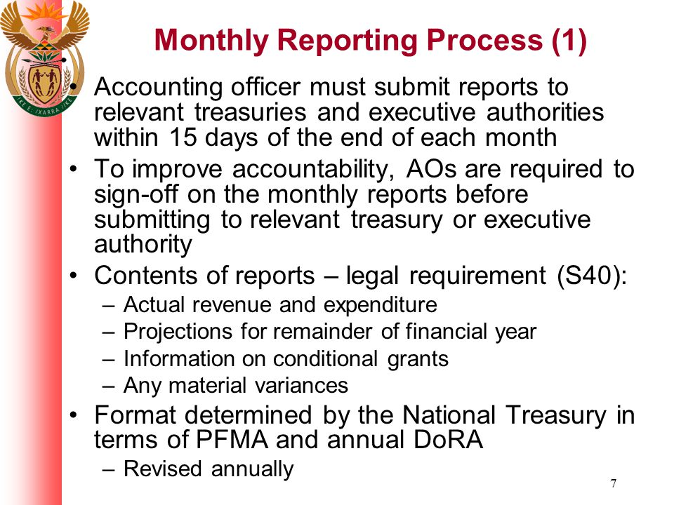 Monthly Reporting Process (1)