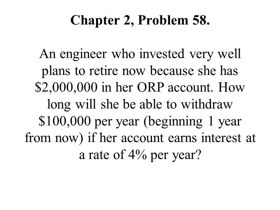 Chapter 2, Problem 58.