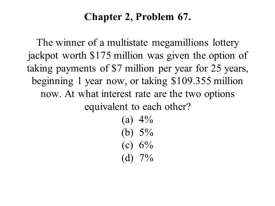 Chapter 2, Problem 67.