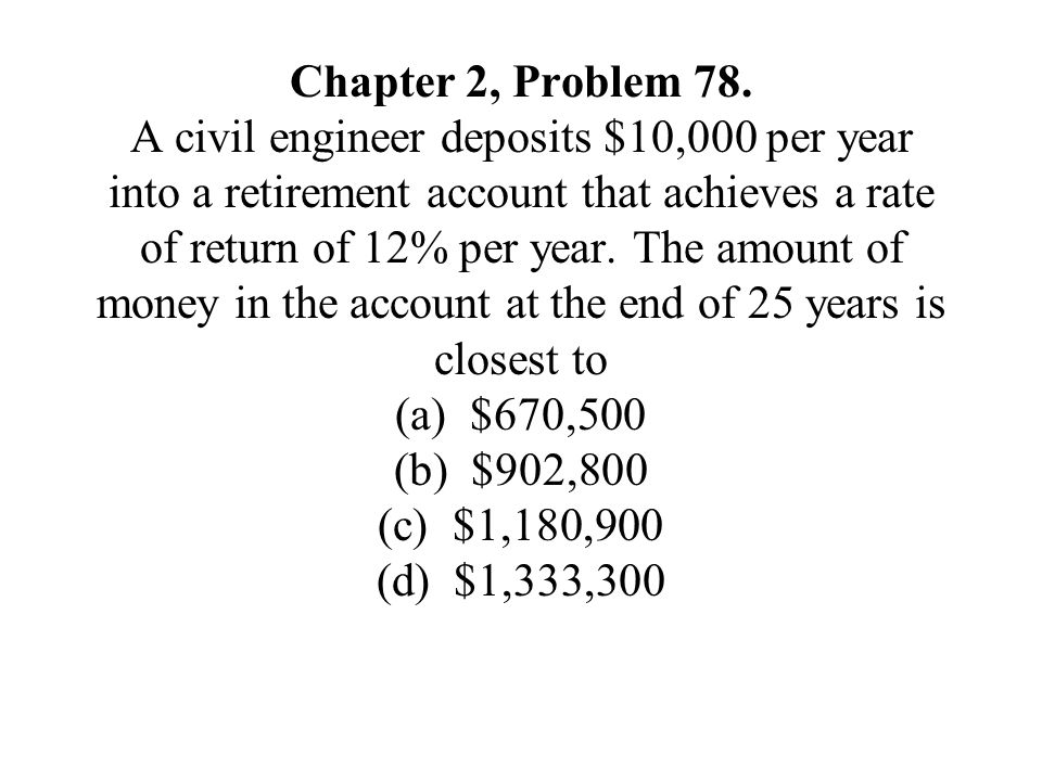 Chapter 2, Problem 78.