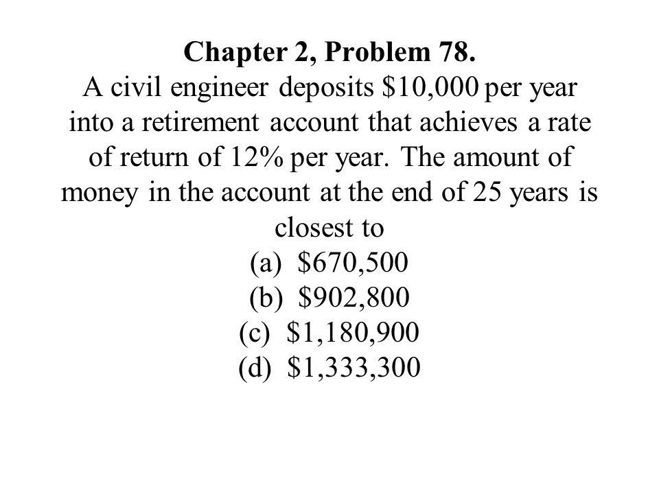 Chapter 2, Problem 78.