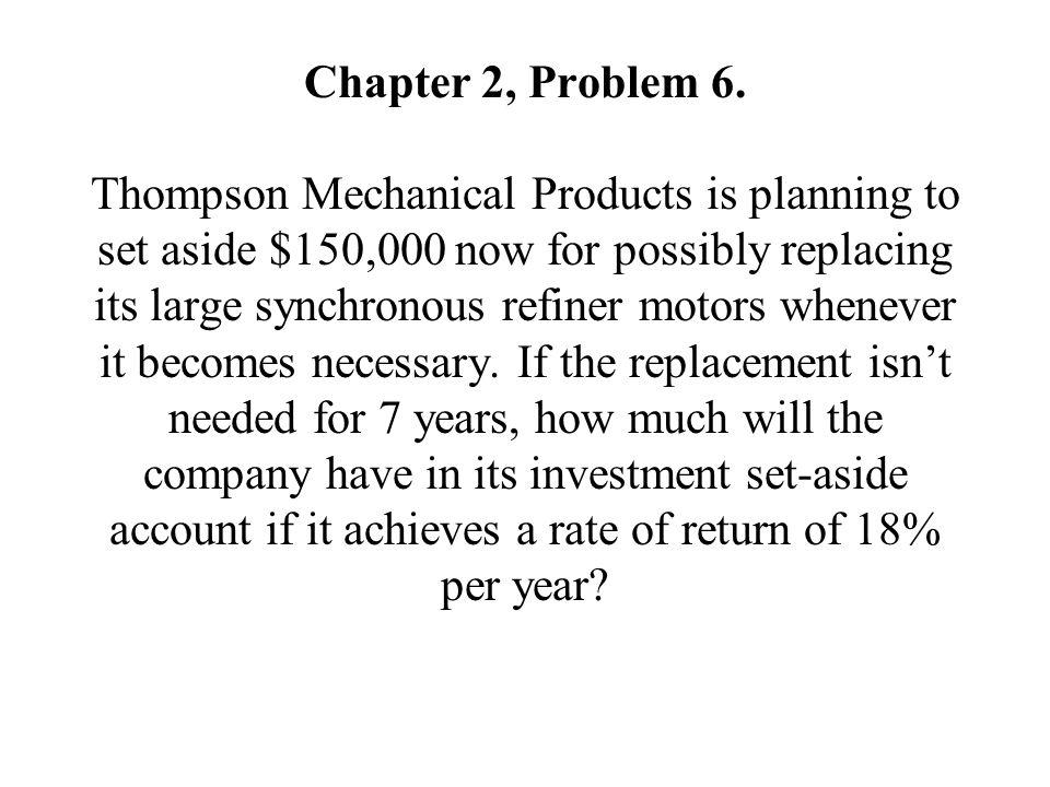 Chapter 2, Problem 6.