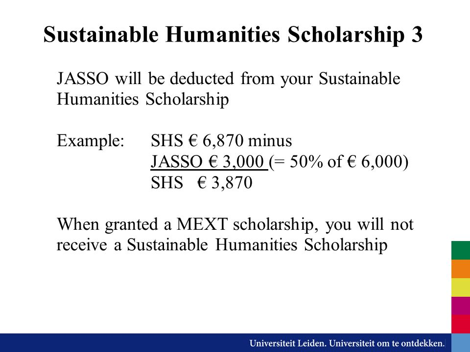 Sustainable Humanities Scholarship 3