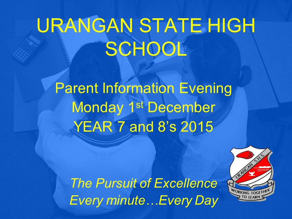 URANGAN STATE HIGH SCHOOL