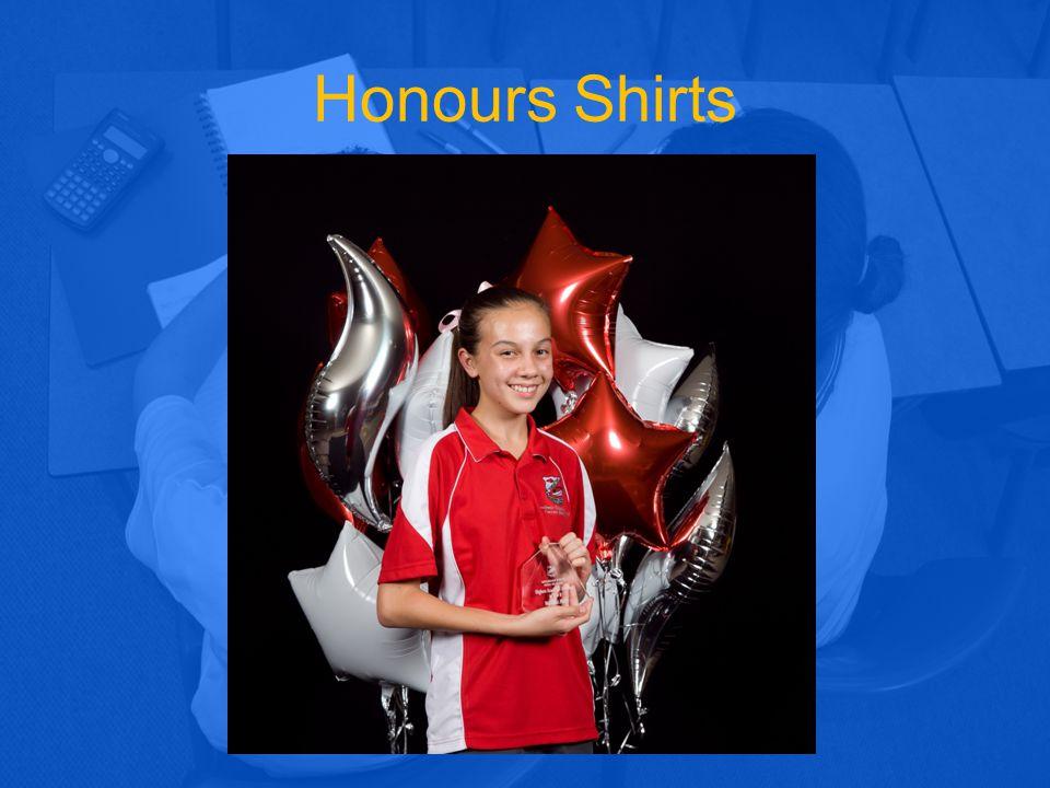 Honours Shirts