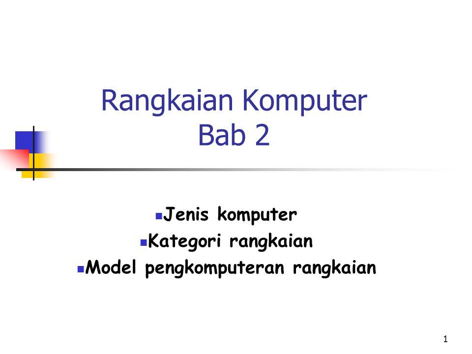 Rangkaian Komputer Bab 2