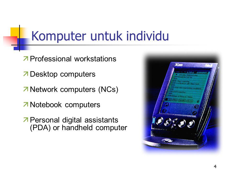 Komputer untuk individu