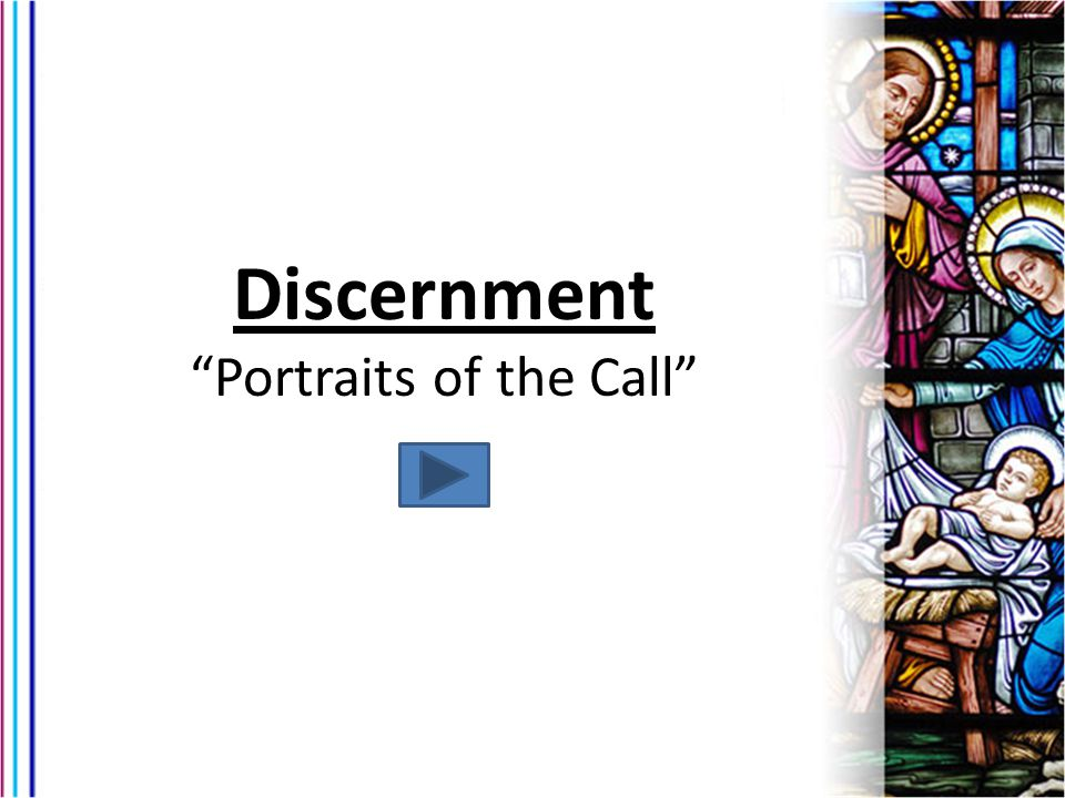 Portraits of the Call