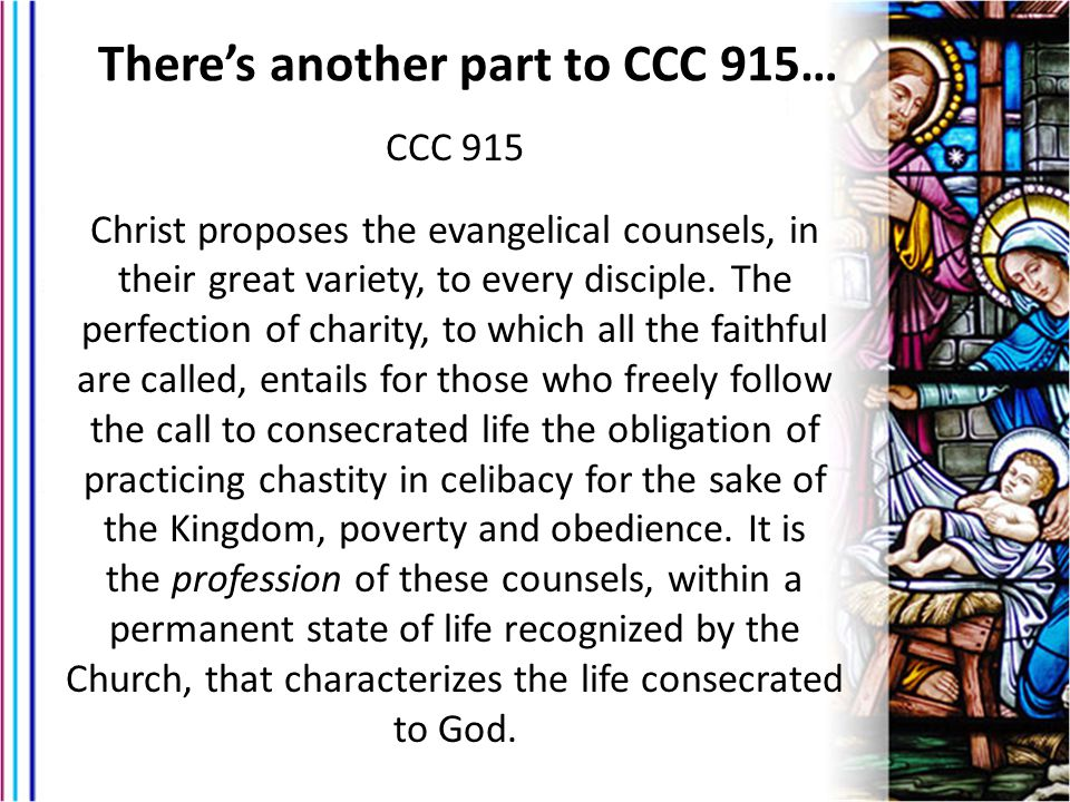 There's another part to CCC 915…