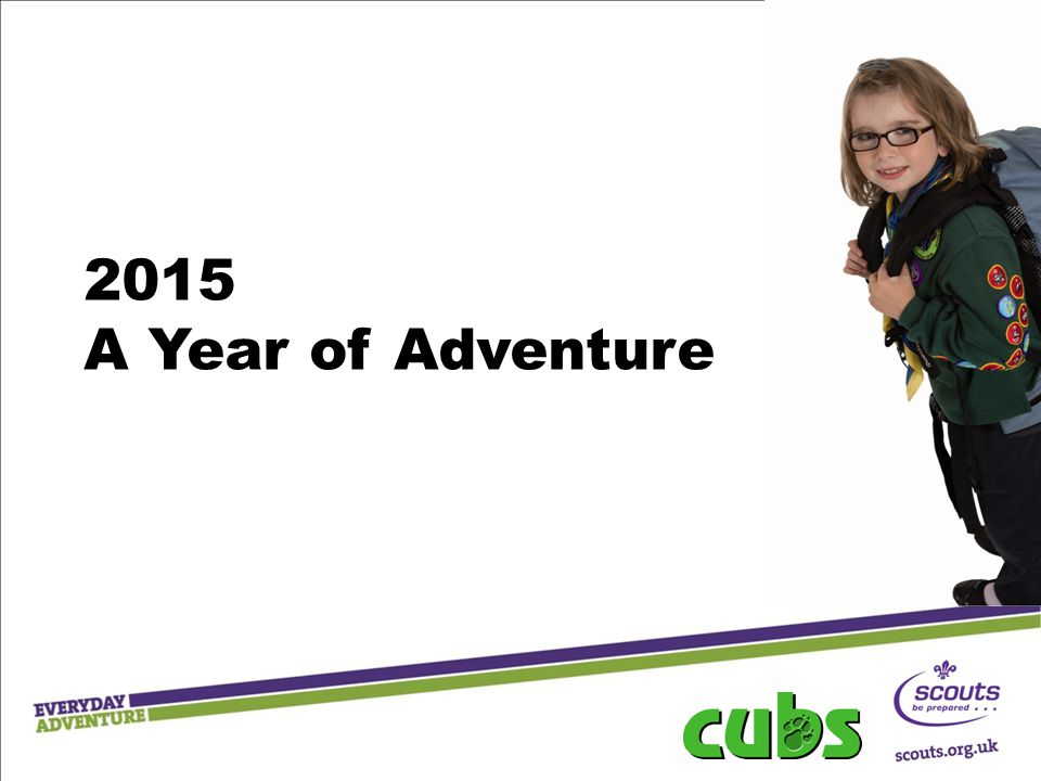 2015 A Year of Adventure.