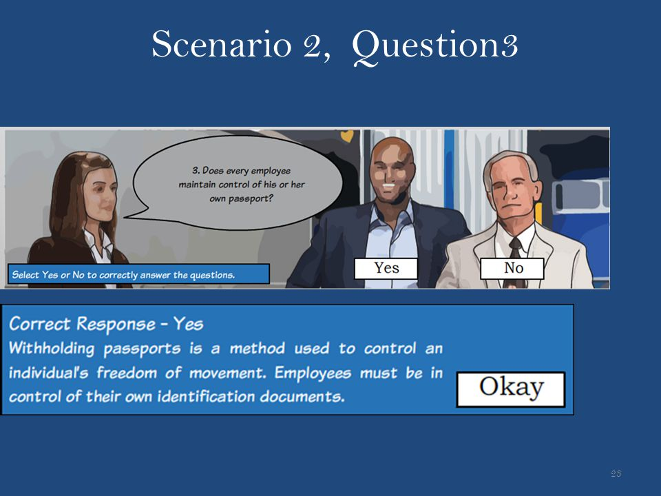 Scenario 2, Question3