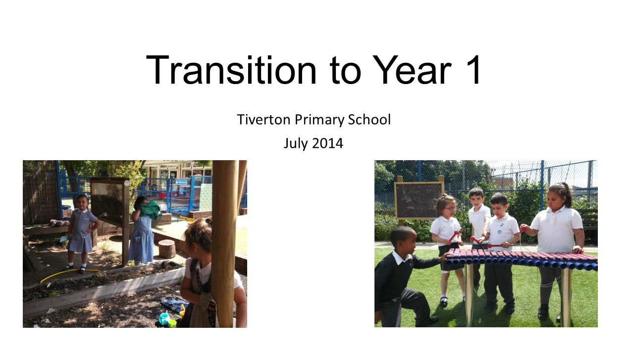 Tiverton Primary School July 2014