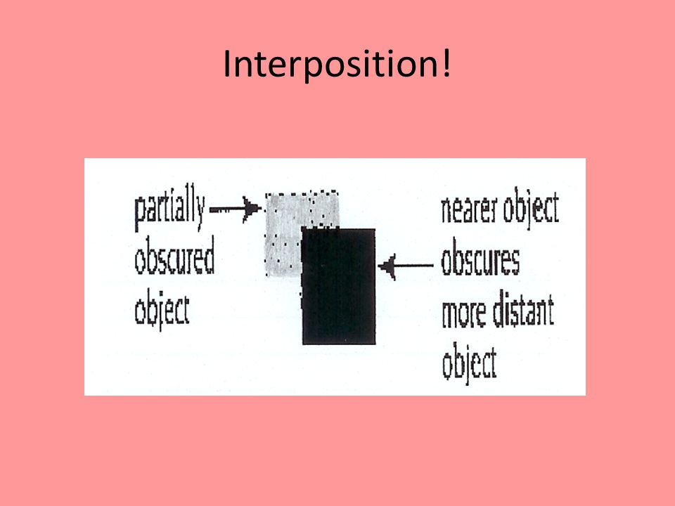 Interposition!