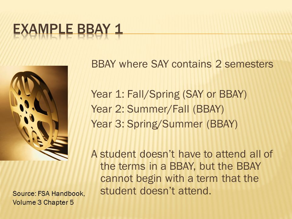 Example bbay 1