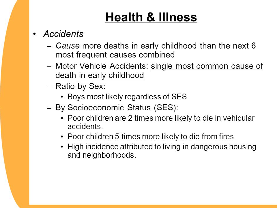 Health & Illness Accidents