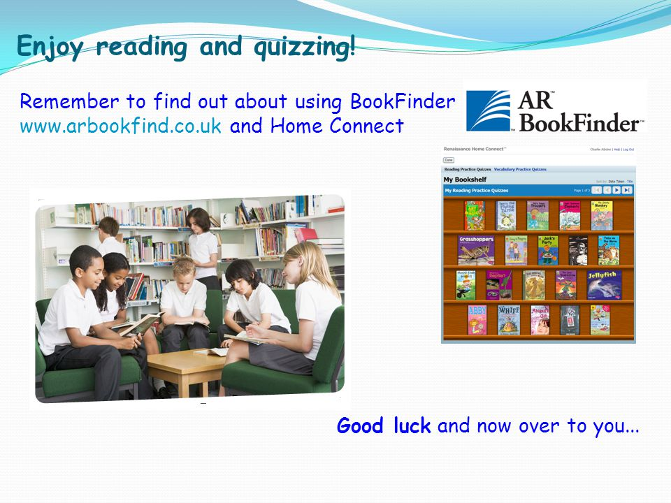 Enjoy reading and quizzing!