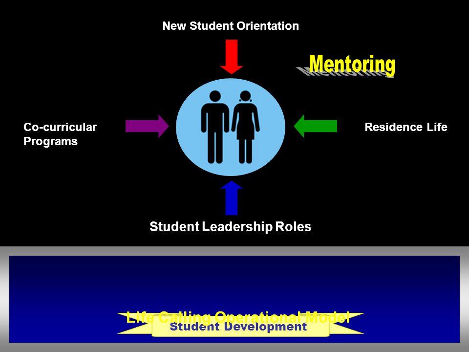 Life Calling Operational Model