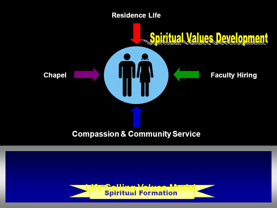 Compassion & Community Service Life Calling Values Model