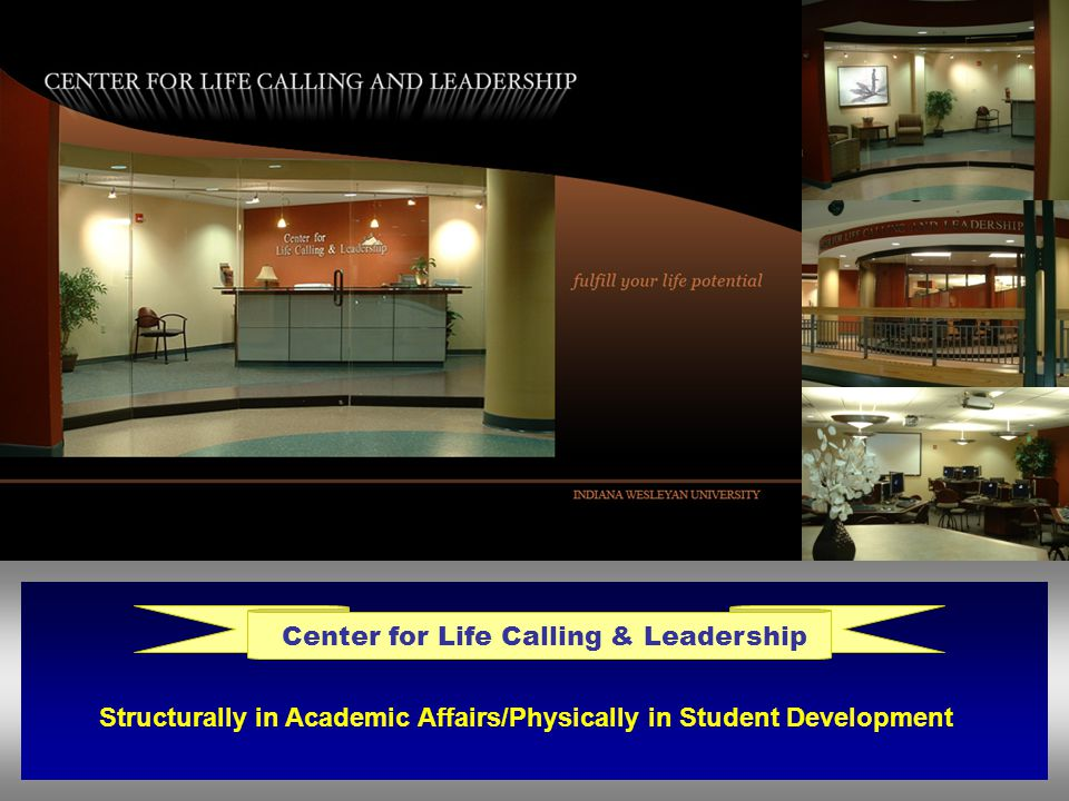 Structurally in Academic Affairs/Physically in Student Development
