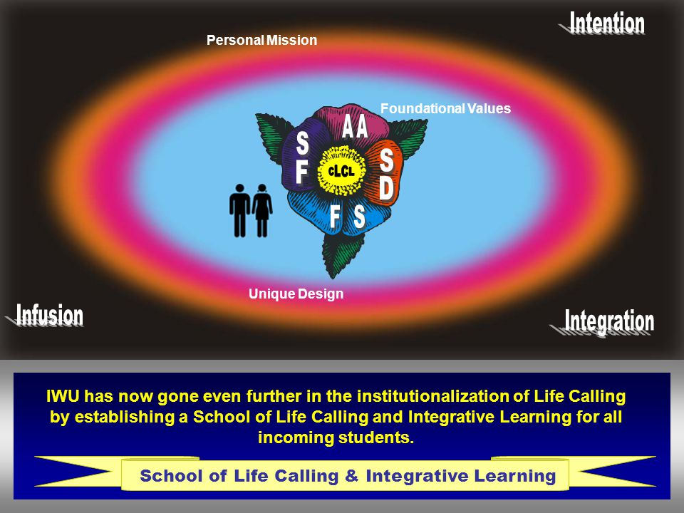 School of Life Calling & Integrative Learning