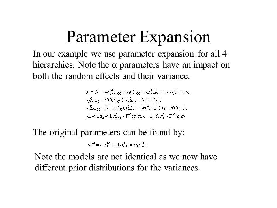 Parameter Expansion