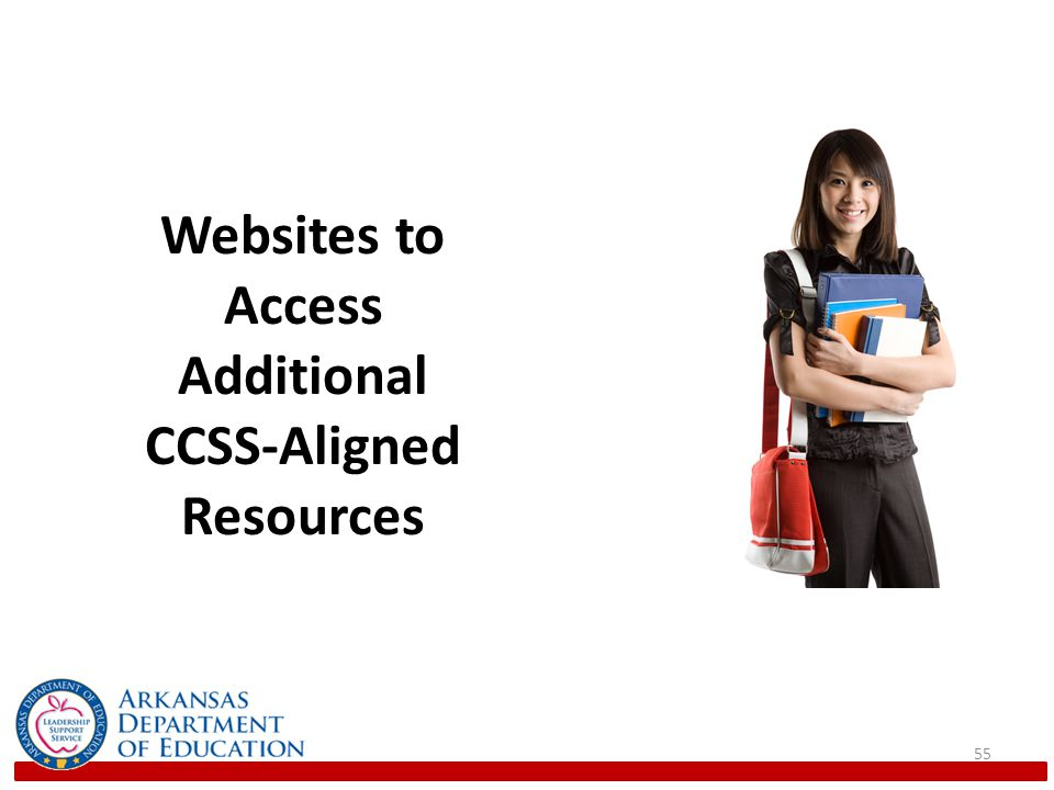 Websites to Access Additional CCSS-Aligned Resources
