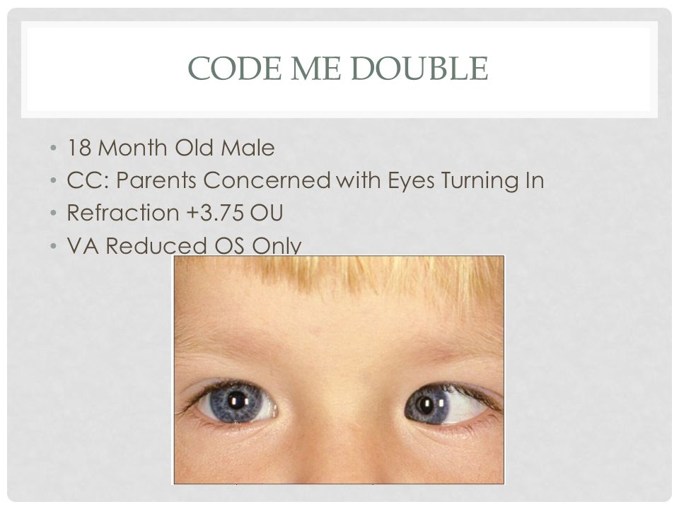 Code Me Double 18 Month Old Male