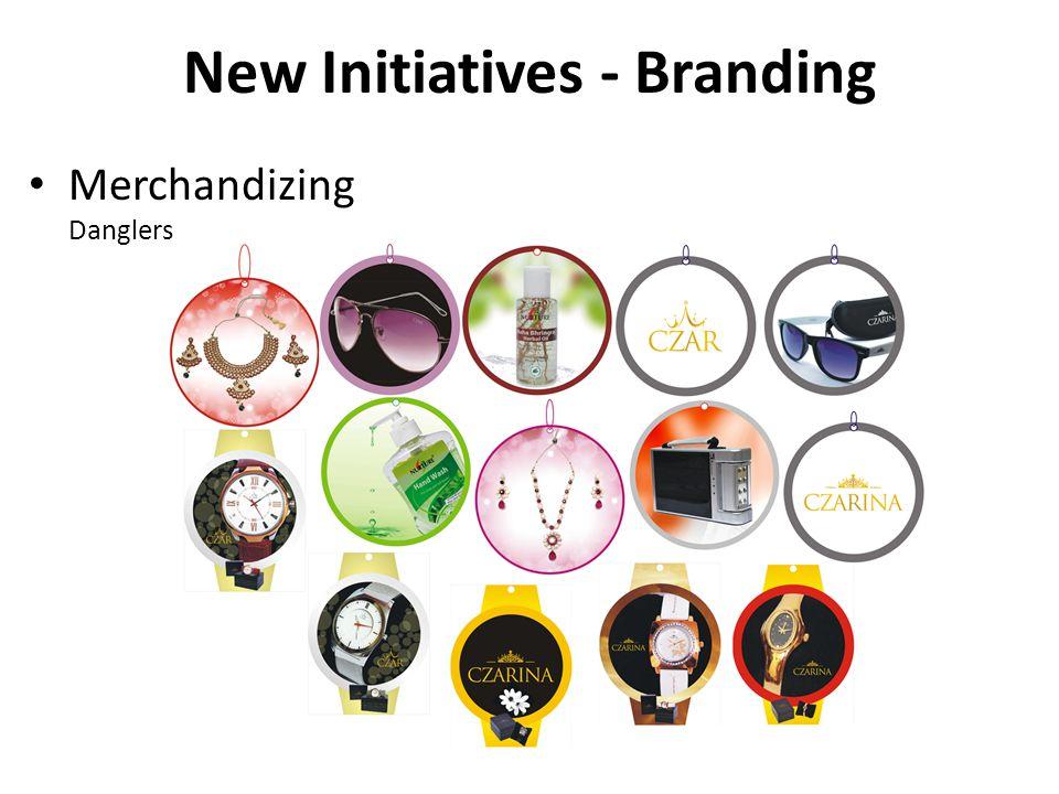 New Initiatives - Branding