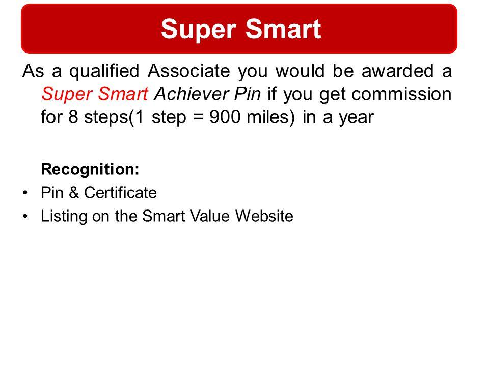 Super Smart Recognition: