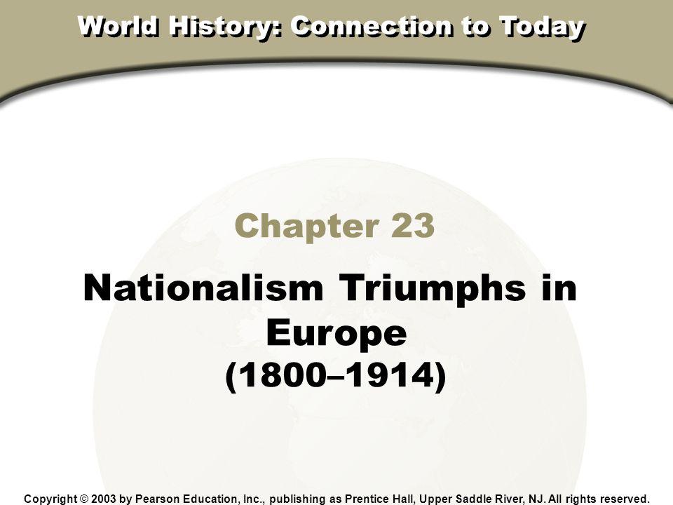Nationalism Triumphs in Europe