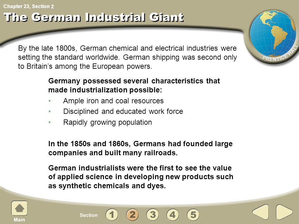 The German Industrial Giant