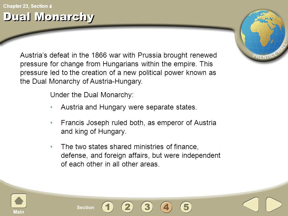 4 Dual Monarchy.