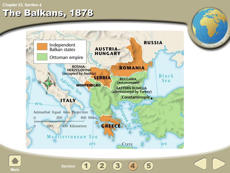 4 The Balkans, 1878