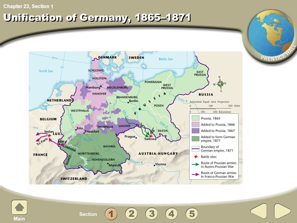 Unification of Germany, 1865–1871